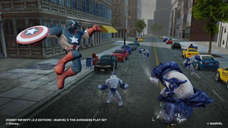 Captain America (In Game)